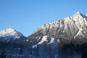 Wapiti Ski Hill