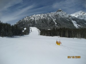 Wapiti Ski Hill 2009