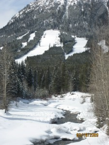 Wapiti Ski Hill Runs 2009 (2)