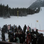 Wapiti Ski Hill's Family Days March 2009